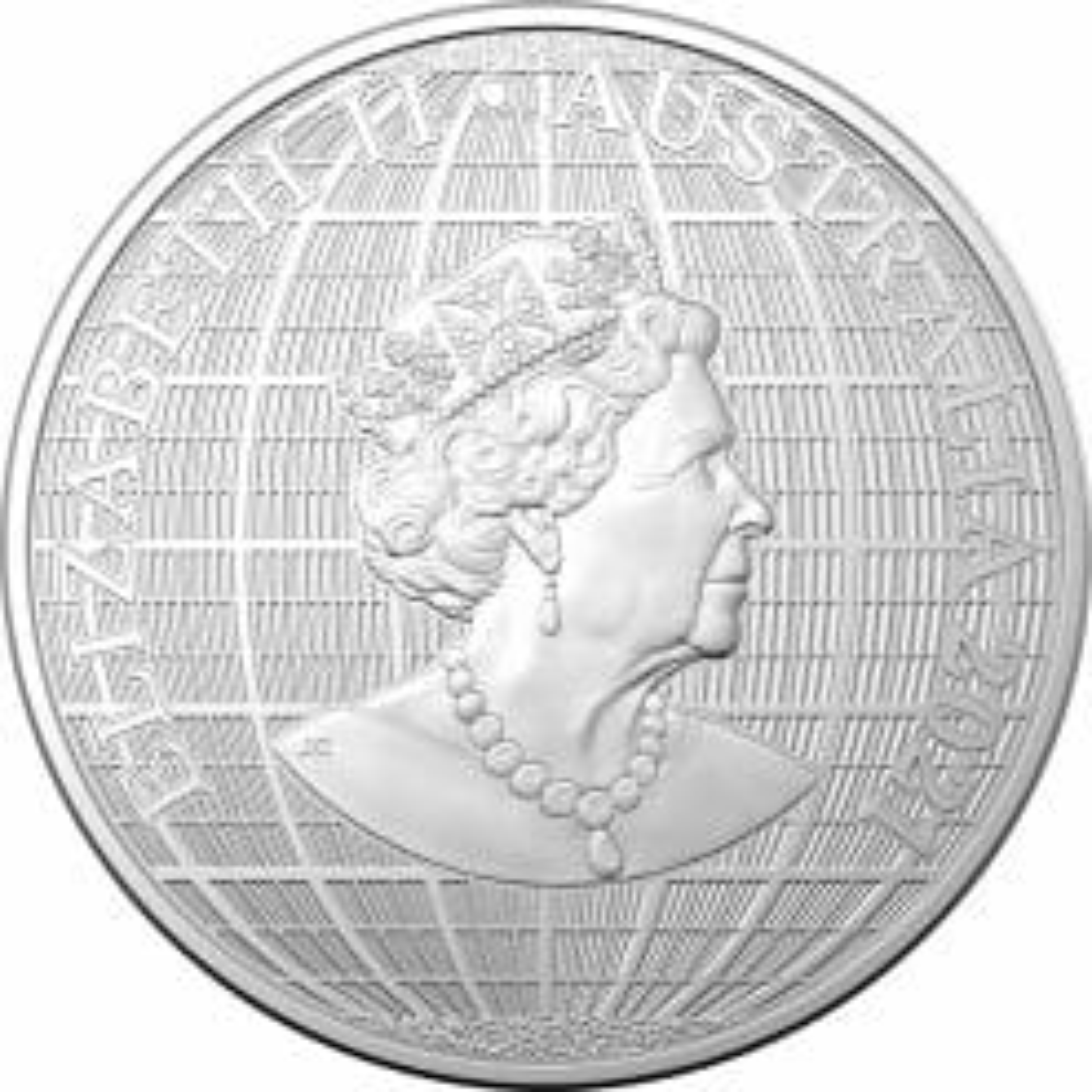 2021 $1 Beneath the Southern Skies 1oz .9999 Silver Bullion Coin - Platypus 6