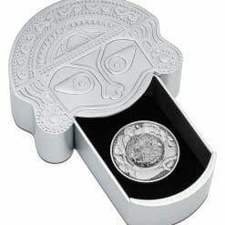 2021 Tears of the Moon 2oz .9999 Silver Antiqued Coin 10