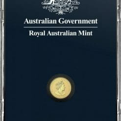 2021 $2 Mini Koala 1/2 gram 0.5g .9999 Gold Frosted Uncirculated Coin 9