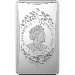 2022 $1 Lunar Year of the Tiger 1/2oz .999 Silver Frosted Ingot