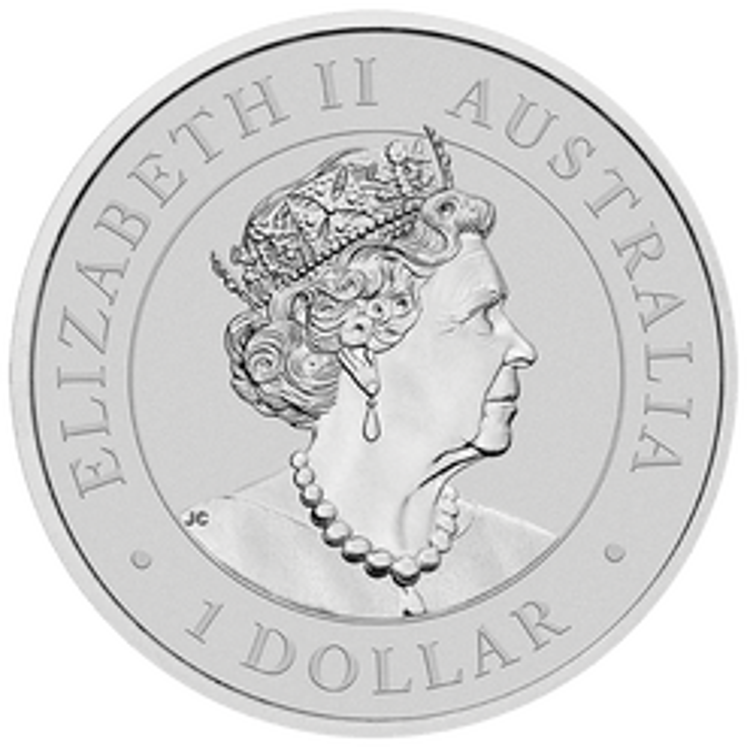 2022 Australian Koala 1oz .9999 Silver Bullion Coin